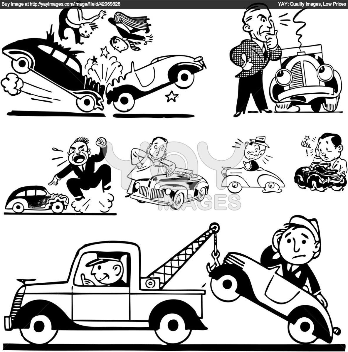 Famous Car Accident Sketch Festooning - Wiring Standart ...